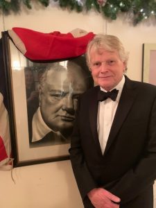 2019 Lord Michael Dobbs